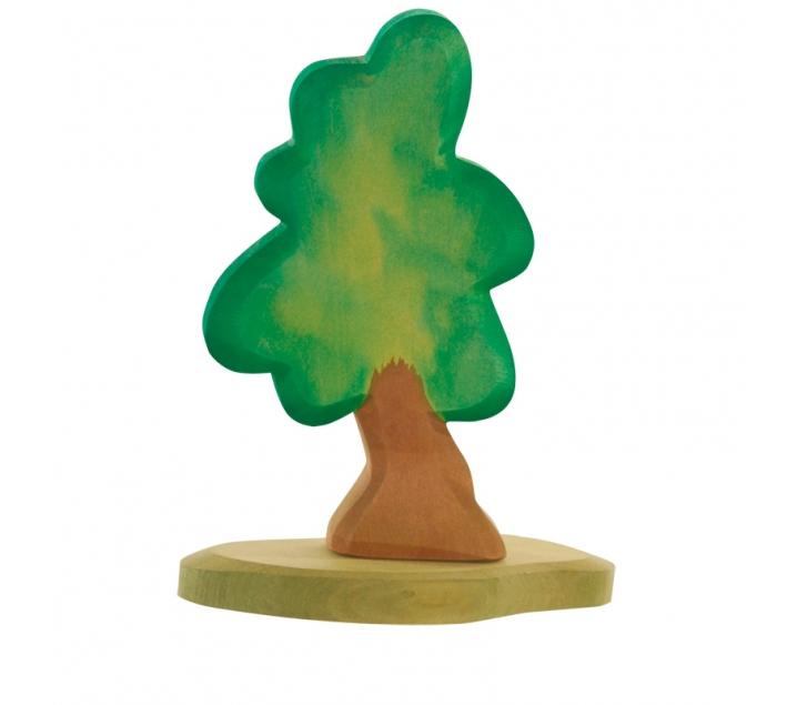 Figura de madera Ostheimer - Roble mediano con soporte