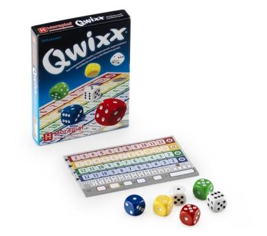 Juego de mesa Qwixx
