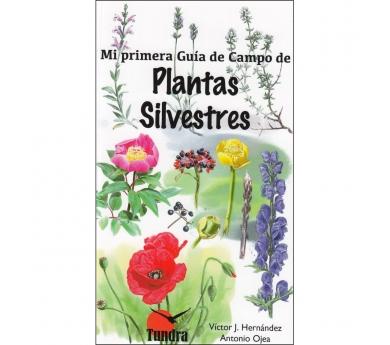 Mi primera guía de campo de plantas silvestres