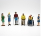 Personajes con Discapacidades