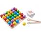 Joc de construcció amb boles de grans dimensions