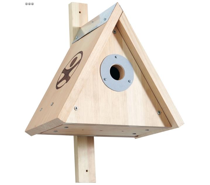 Caja nido Terrakids