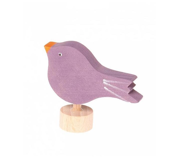 Grimm 's. Figura celebracions ocell posat