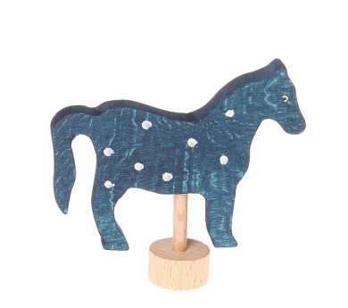 Grimm 's. Figura celebracions cavall blau