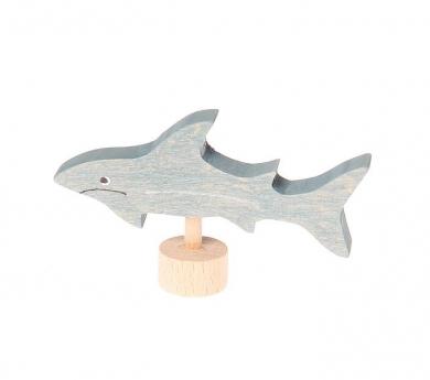 Grimm's. Figura celebraciones tiburón