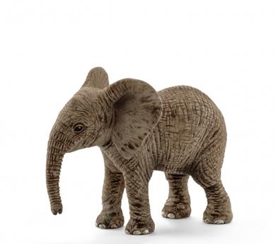 Cría de elefante africano