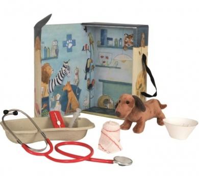 Maletín de veterinario