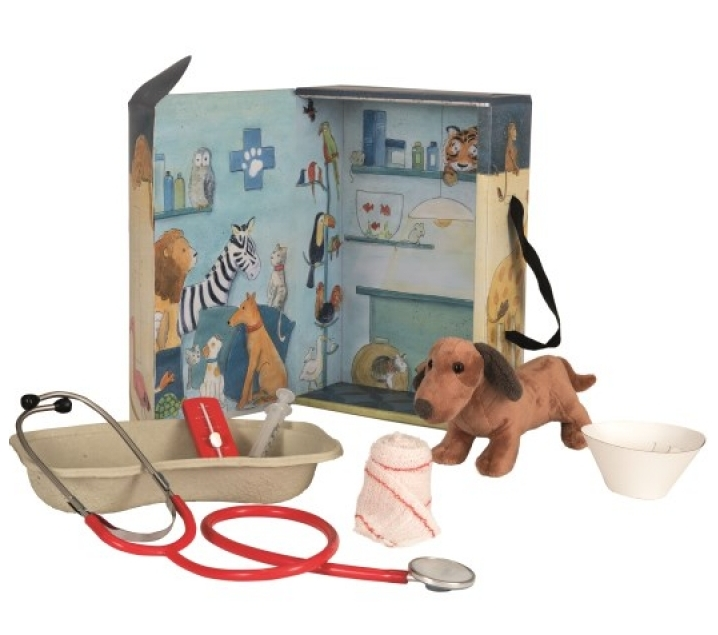 Maletí de veterinari