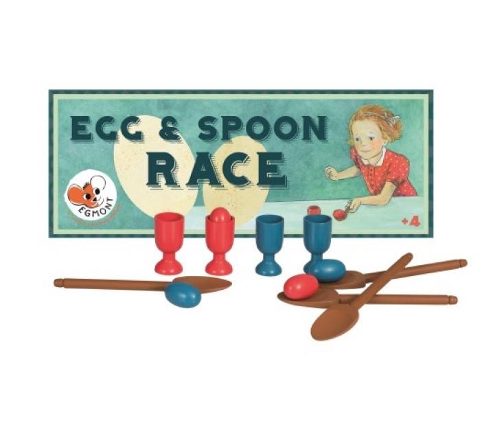 Carrera del huevo y la cuchara