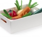 Caja con surtido de verduras Bistro