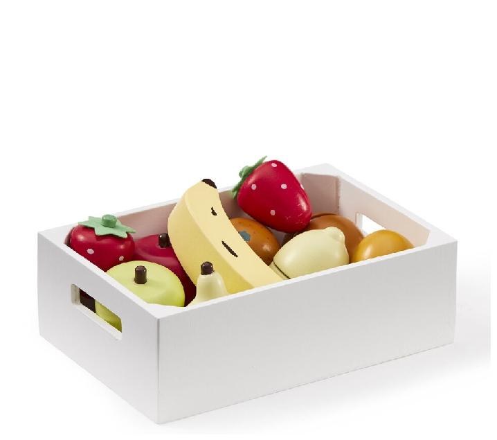 Caixa amb assortiment de fruites Bistro
