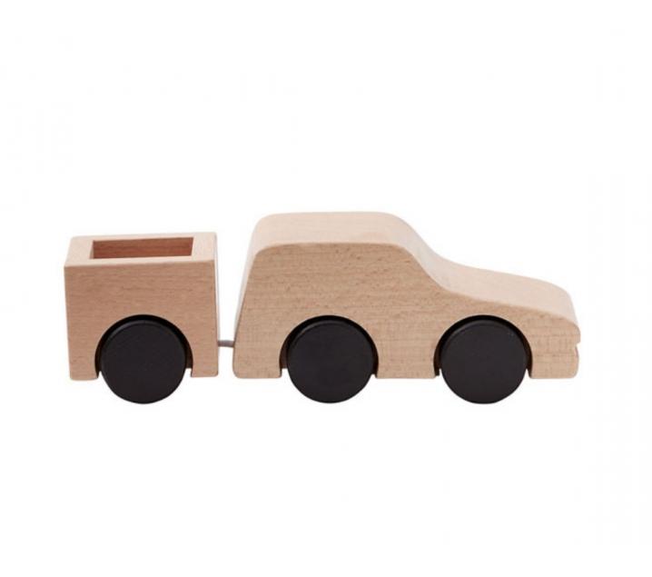 Coche de madera pickup Aiden
