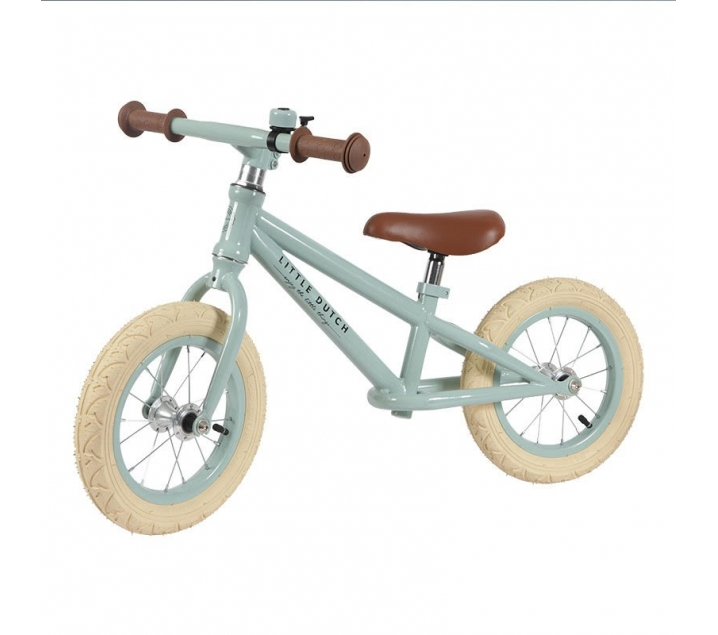 Bicicleta d'equilibri Little Dutch menta