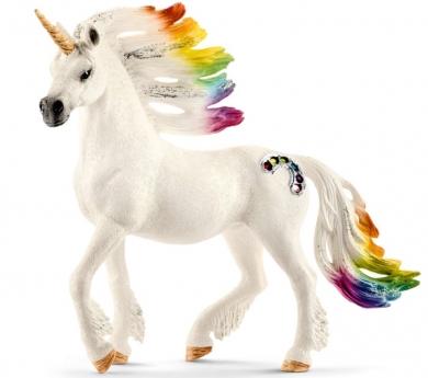 Unicorn mascle arc de sant martí