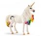 Unicornio hembra arco iris