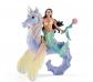 Sirena Isabelle en caballo de mar