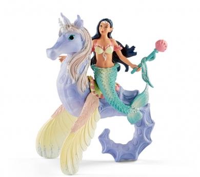 Sirena Isabelle i el cavallet de mar