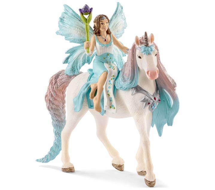 Fada Eyela amb unicorn