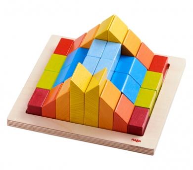 Juego de construcciones 3D
