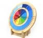 Reloj manipulativo de aprendizaje