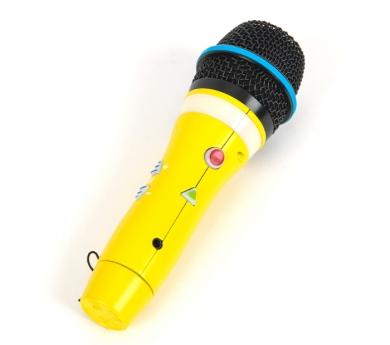 Micrófono grabadora MP3 128 MB