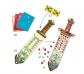 Kit para hacer 3 sables decorativos