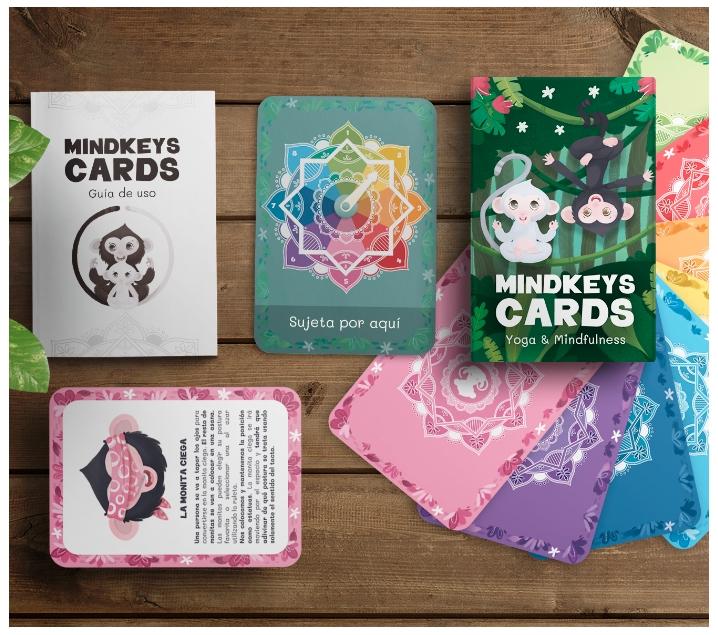 Joc de cartes Ioga & Mindfulness