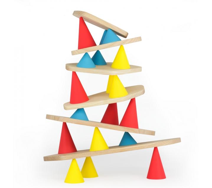 Joc de construcció Piks. 24 peces
