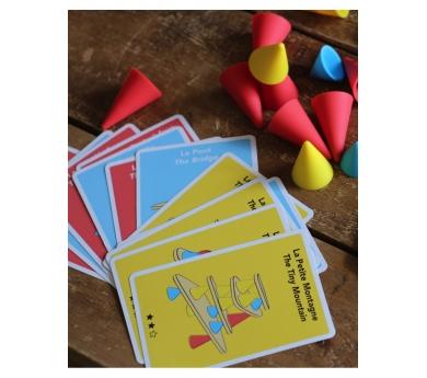 Tarjetas para juego de construcción Piks