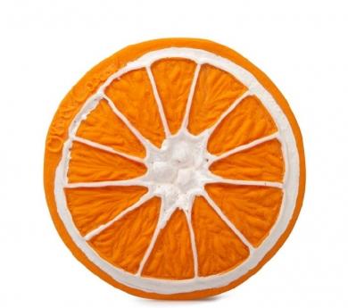 Naranja sensorial de caucho natural