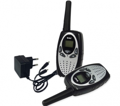 Walkie Talkies recarregables