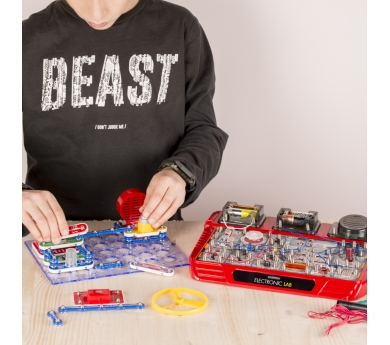 Electrokit 88 experiments