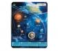 Figuras en miniatura del sistema solar