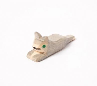 Figura de fusta Ostheimer - Gat petit