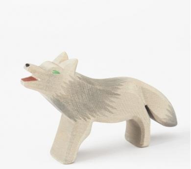 Figura de madera Ostheimer - Lobo
