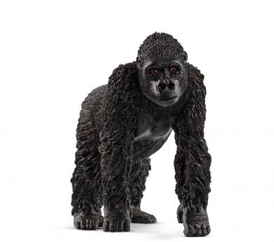 Gorila hembra