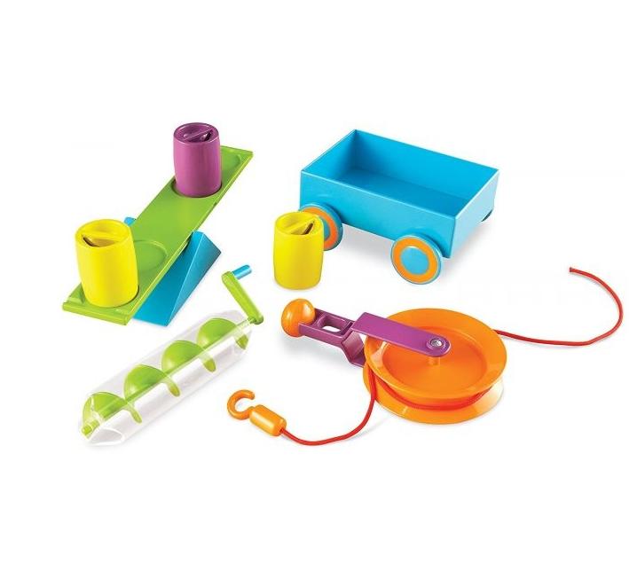 Kit 6 màquines simples