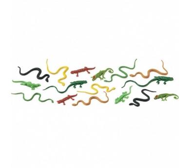 Tubo de reptiles