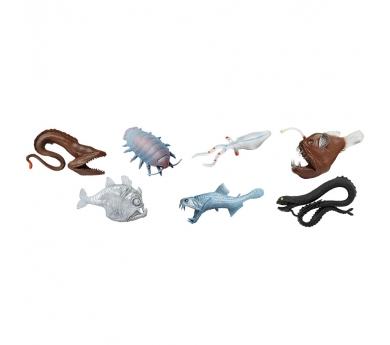 Tubo de animales de las profundidades marinas