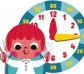 Magnetibook para comprender las horas