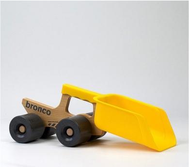 Camión pala Bronco