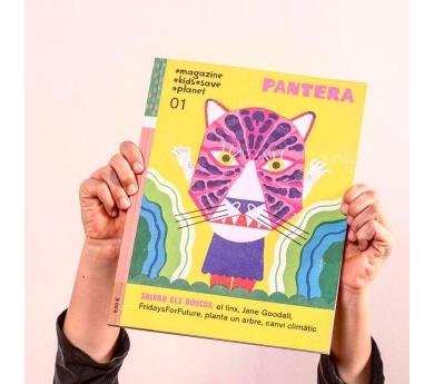 Revista familiar PANTERA No. 1