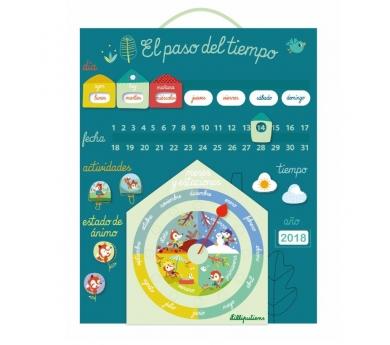 Calendari de roba