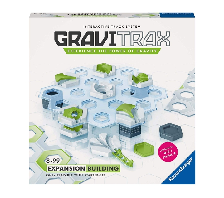 Gravitrax. Expansió building