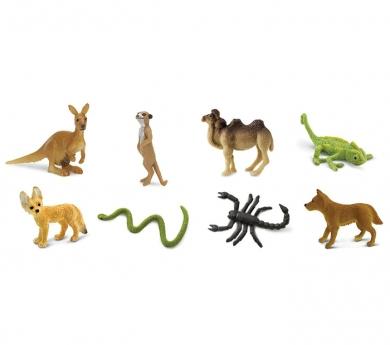 Mini pack de animales del desierto