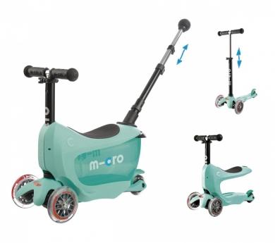 Micro Mini 2 Go Turquesa