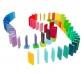 Pista de fitxes i blocs Farben