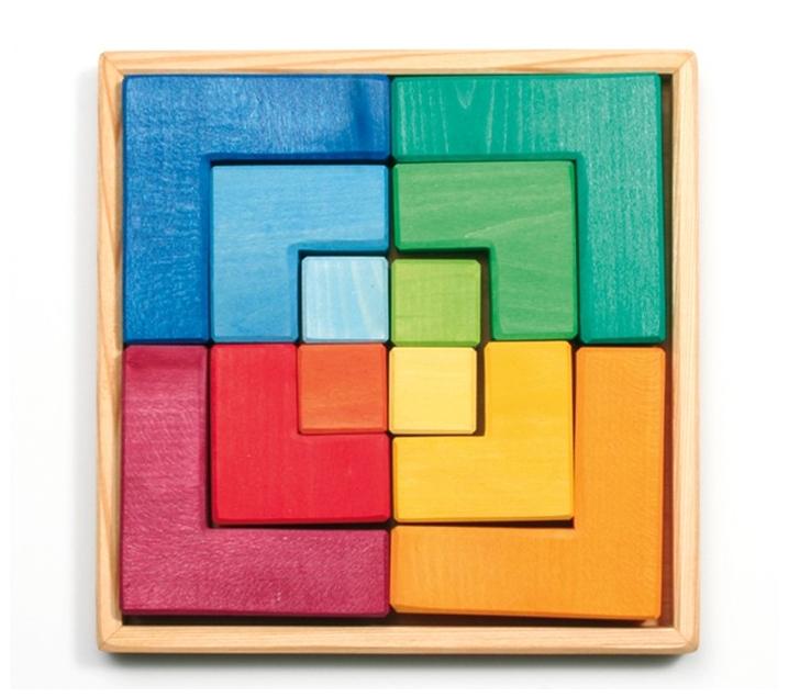 El Puzzle Ilustrado