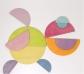 Grimm's. Semicírculos pastel
