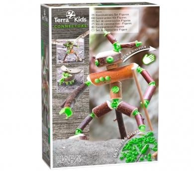 Conectores Terra Kids set Figuras- 66 piezas